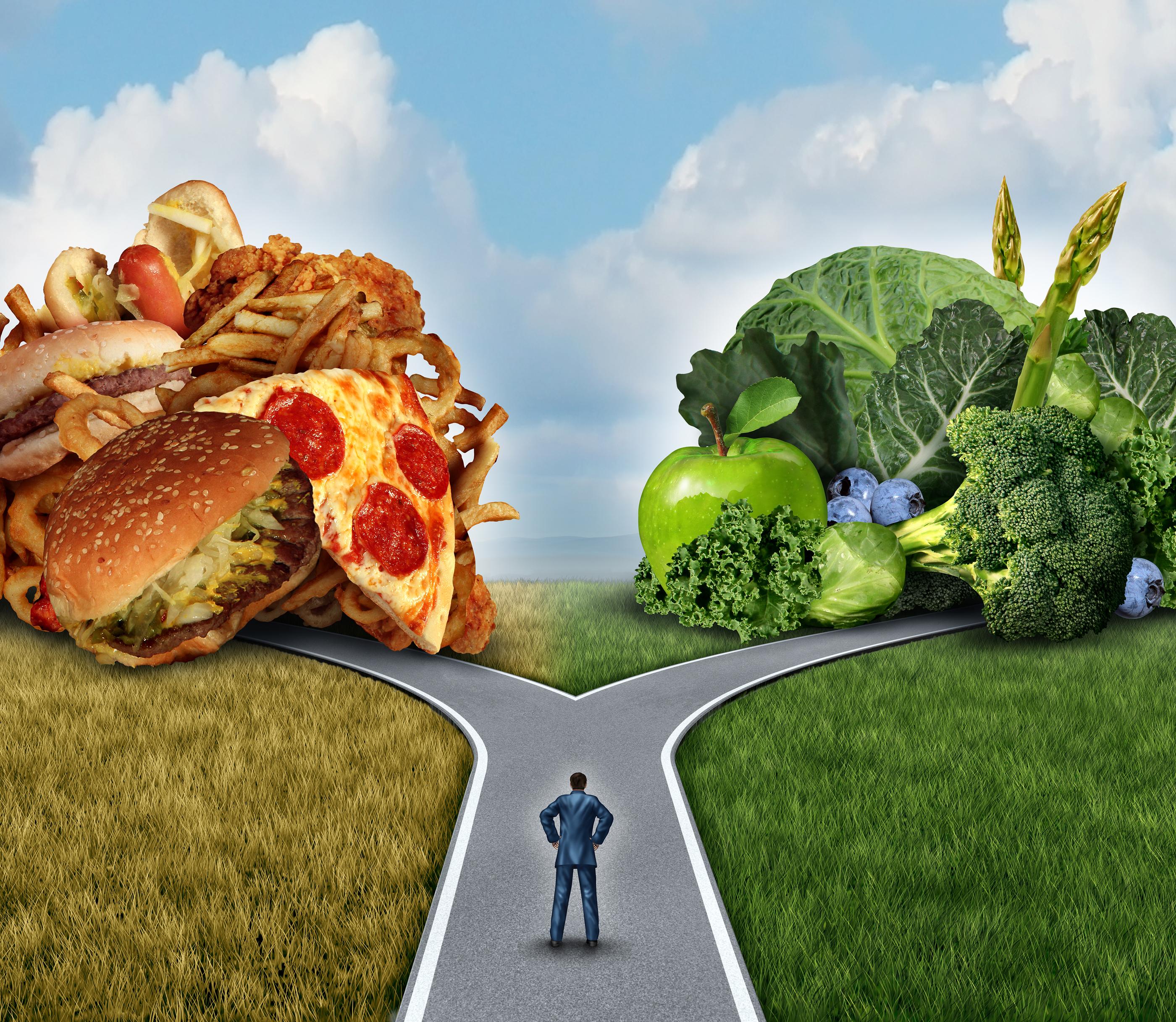 Что делать после пищевого срыва