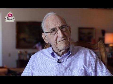 Доктор Эллсуорт Уэрхэм — 98-летний веган