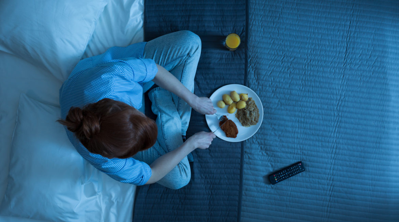Как бороться с вечерним жором