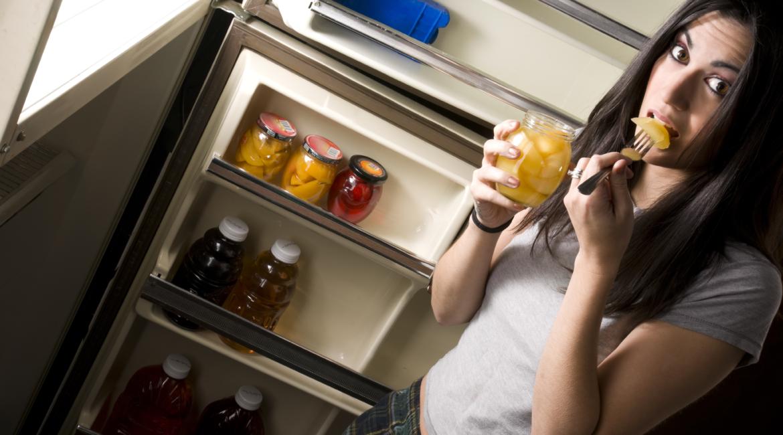 Как перестать есть, если не голоден?